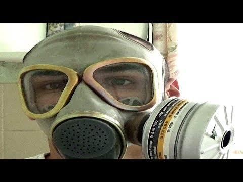 Chinese M69 Gas Mask Review and Test