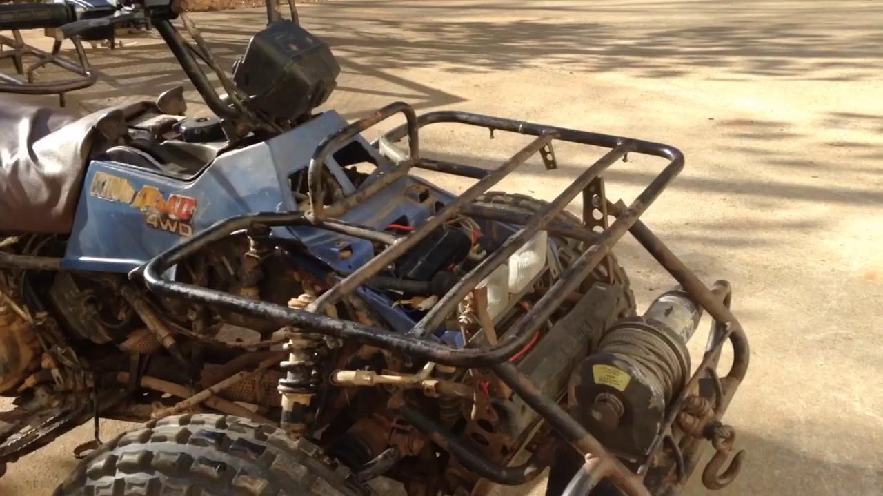 Suzuki Atv Front Brakes Not Working