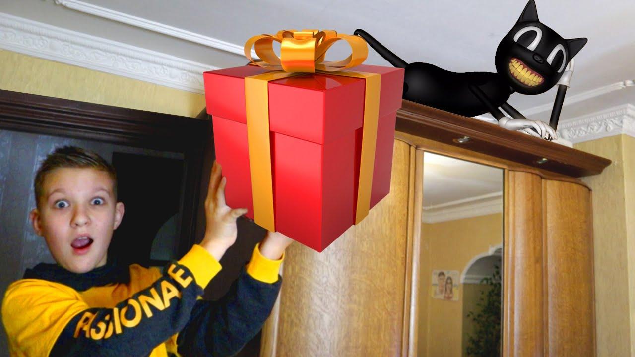 Картун Кэт ПОДСТАВИЛ Тиму! Нашел ПОДАРОК на Новый год Бакуган Драгоноид Инфинити!