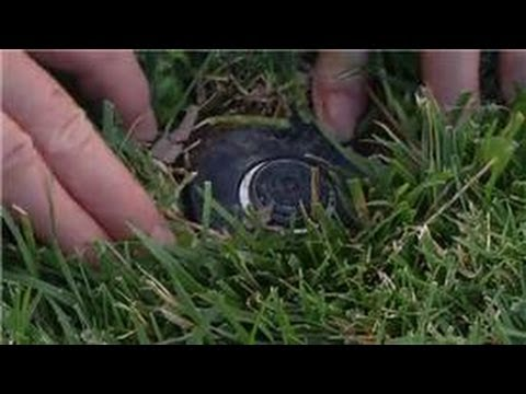 Home Landscaping Tips How To Fix A Pop Up Sprinkler
