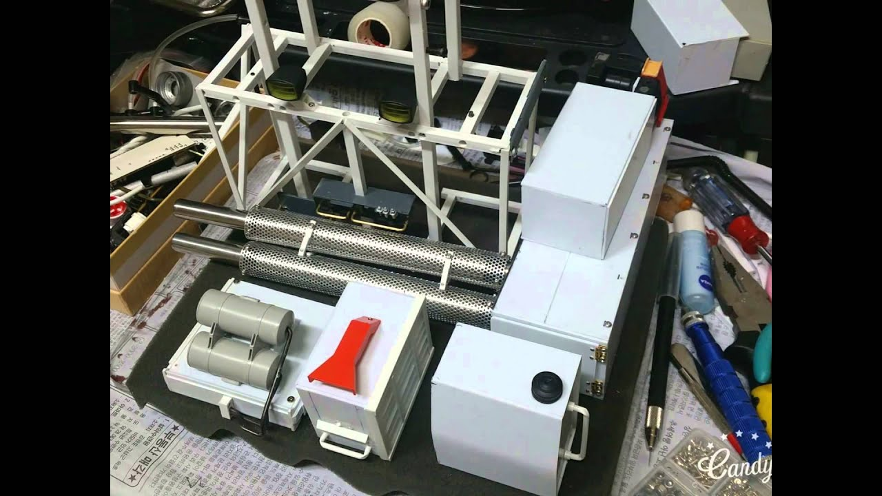 1/14 TAMIYA RC MAN Truck Heavy Frame DIY Version - YouTube