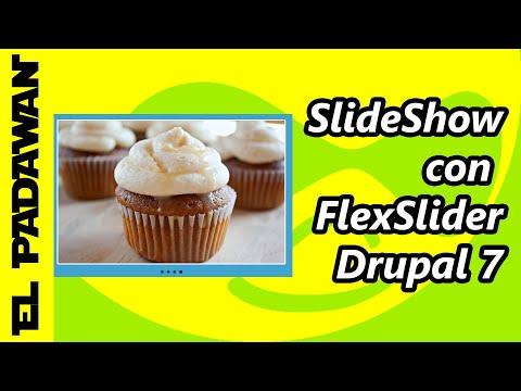 Crear SlideShow con FlexSlider Drupal 7 y Views ✨ thumbnail