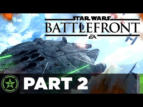 Let's Play - Star Wars Battlefront - Part 2