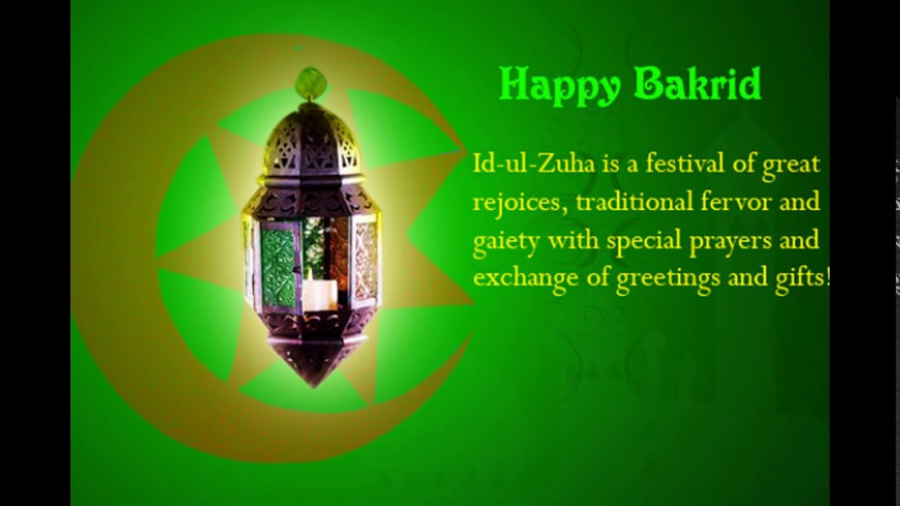 Amazing Eid Al Adha Mubarak Wishes Messages Greetings Images