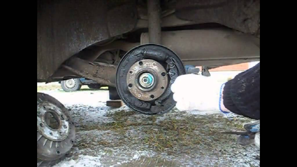 Замена переднего тормозного цилиндра фабия Ремонт на стапели б5