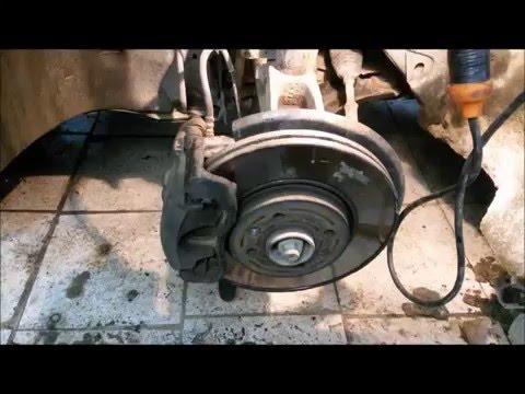 ремонт тормозных дисков меган 2