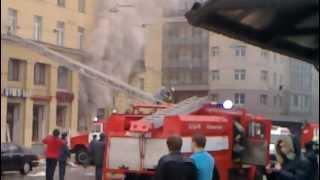 Взрыв в ресторане Харбин на Среднеохтинском (от и до).mp4