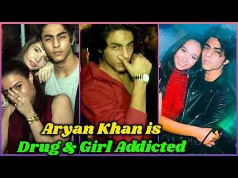 Aryan Khan is Addicted Drug and Girls ★ Lifestyle | Cars | Biography | Net Worth | House |Girlfriend Mp3