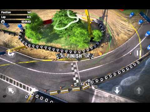 Reckless Racing 3 (Android Gameplay)