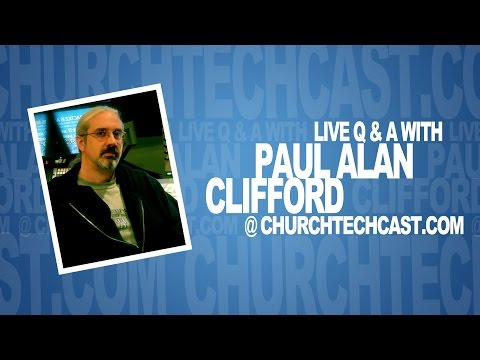 Live streaming upload, Canon cameras, persistent video, and a ProPresenter 5 course | ChurchTechCast