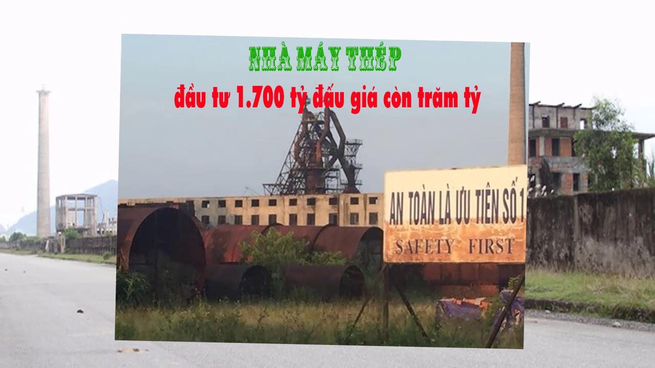 Nhà máy thép đầu tư 1 700 tỷ đấu giá còn trăm tỷ