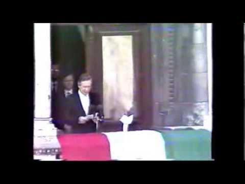 A III. Magyar Köztársaság kikiáltása (1989)