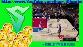 NBA 2K16 Stimulus Package Glitch | NBA 2K16 Badge  | NBA 2K16 Sliders Glitch | NBA 2K16 VC Glitch