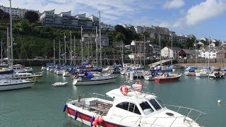 Ilfracombe Seaside Resort And Harbour North Devon 2017.
