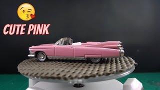Quick View - SUPER CUTE CUTE PINK Tomica Premium No 25 Cadillac Eldorado Biarritz