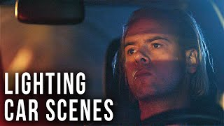 Indie Filmmaking: How to Light Car Scenes