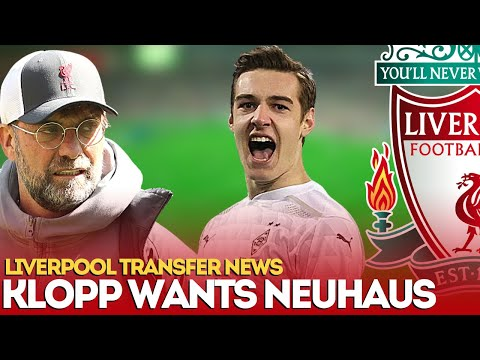 Download Klopp Wants Florian Neuhaus, Adrian Signs Contract Extension & Tielemans Latest | LFC Transfer News