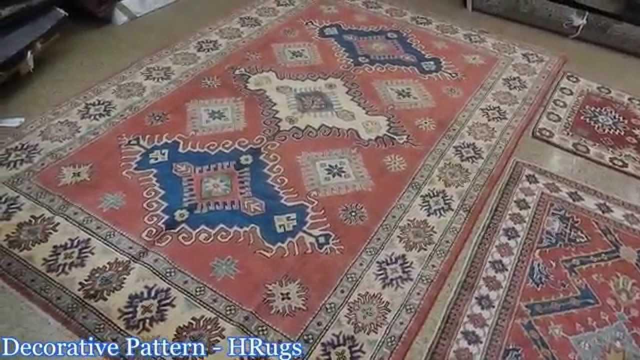 super kazak handmade area rugs 4x6 5x8 6x9 8x10 9x12 hrugs