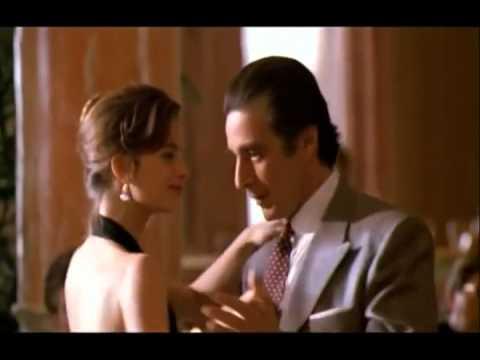 Al Pacino & Gabrielle Anwar   Tango Dancing in the