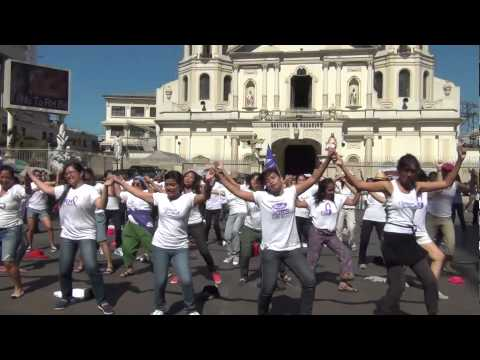 Feminist Flashmob for Women's Rights [Philippines - Full Version]