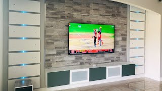149 Perfect TV Wall Ideas That Will not Sacrifice Your Look 6