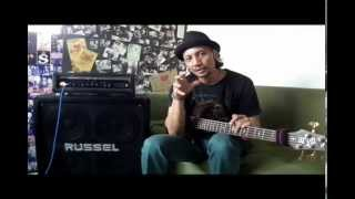 Tips Slap Bass & Setting EQ RUSSEL bersama ARYA SETYADI