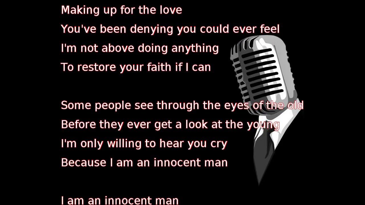 Rag'n'Bone Man - Innocent Man Lyrics | MetroLyrics