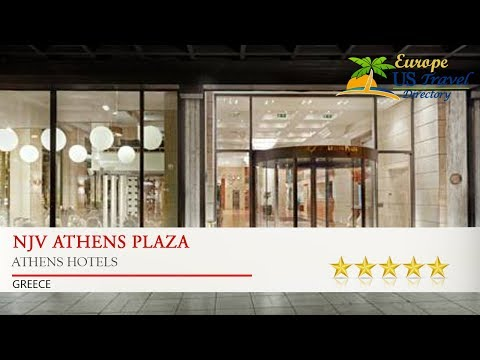 NJV Athens Plaza - Athens Hotels, Greece