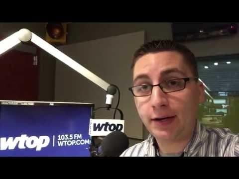 WTOP FM Radio Washington DC Reporter Dennis Foley - A Proud WRHU Alum