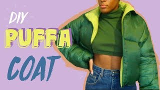DIY Puffer Coat | FASHION FIX EP 14 | Birabelle