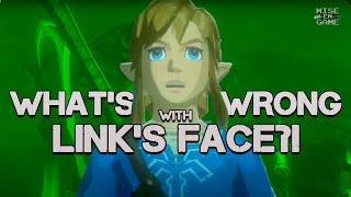 Breath of the Wild: What's Wrong with Link's Face?! | Mise-En-Game