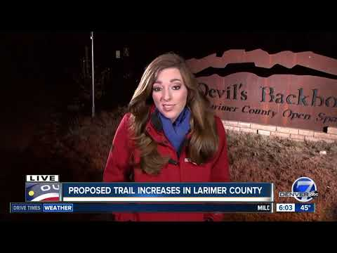 Larimer County discussing a raise in entrance fees for parks and open space
