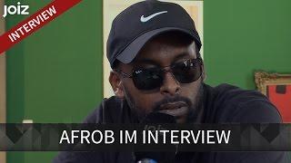 """Afrob: """"Das ist eine Seite von mir, die ich noch nie gezeigt habe!"""""""