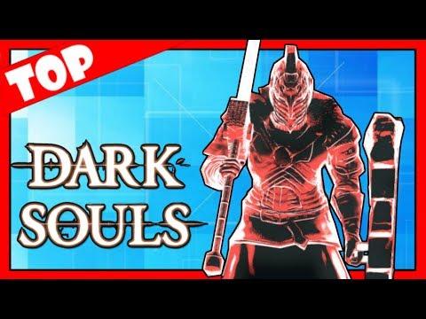 Los 10 INVASORES MAS TOCAPELOTAS de Dark Souls (1, 2 y 3)
