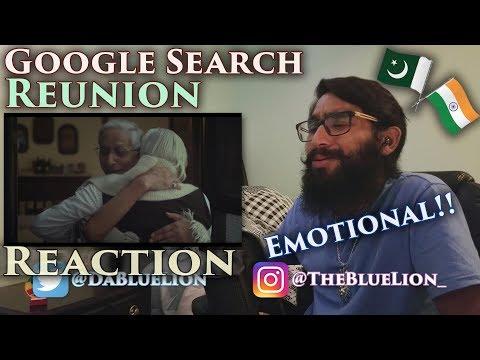 Pakistani Canadian REACTS to Google Search: Reunion 👬