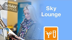 Glasgow Airport Skylounge Review |  Holiday Extras