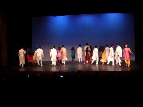 South Asian Culture Show - SACS 2013 Guy Girl