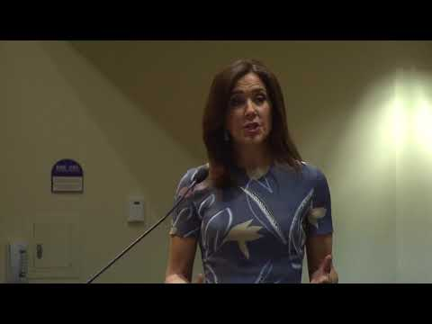 Panel on Women's Economic Empowerment - Keynote by HRH Crown Princess Mary of Denmark