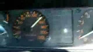 cordia turbo 0-200kmh