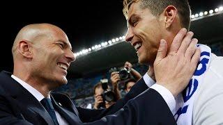 Роналду про Зидана. Празднование Реал Мадрида. Рамос поздравил Касильяса