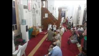 5أغسطس صلاة الشكر على انتهاء القناة فى المساجد