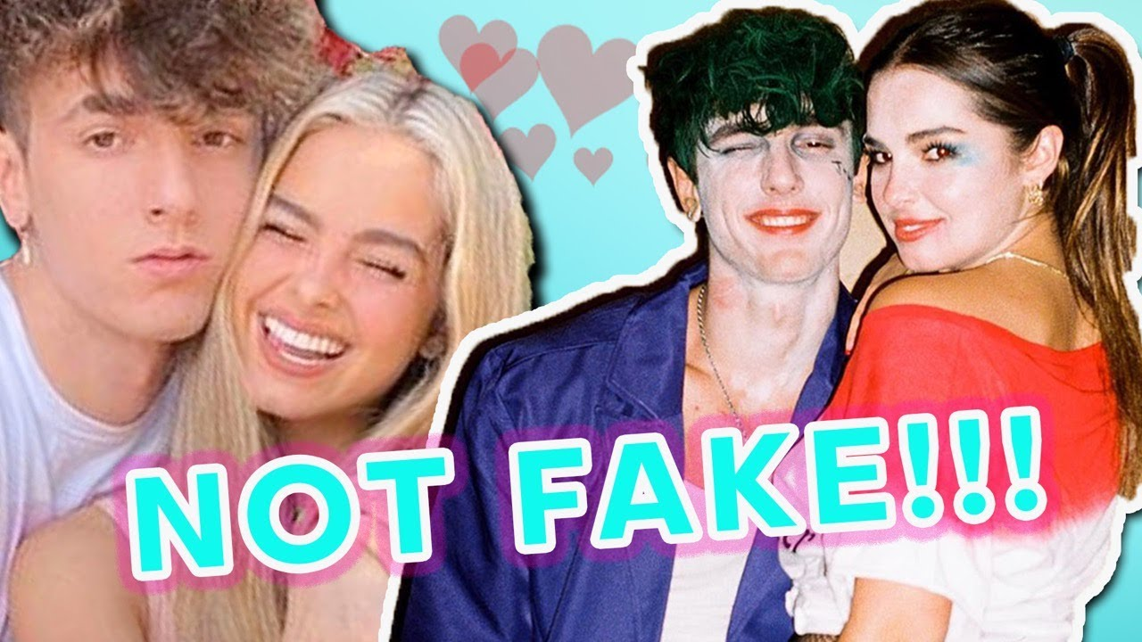 Bryce Hall CLAPS BACK At Addison Rae Fake Relationship Rumors | Hollywire