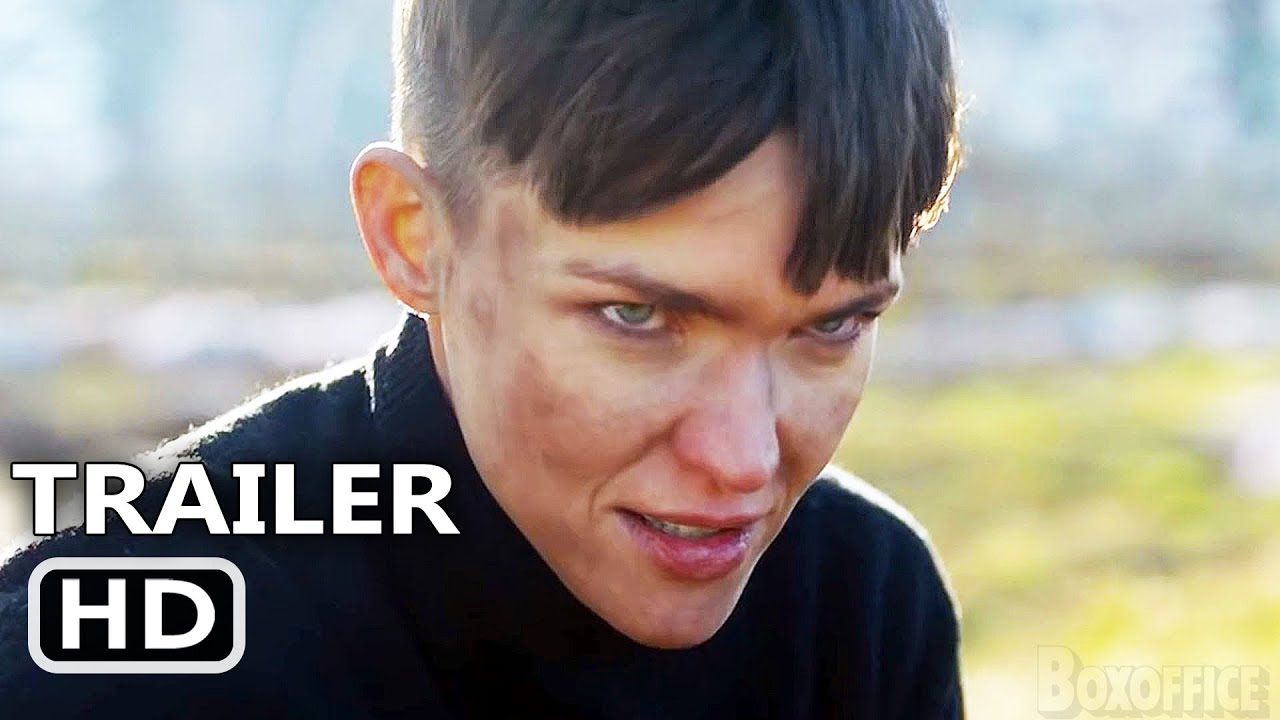 SAS: Red Notice Official Trailer (2021) Ruby Rose, Andy Serkis, Action Movie HD