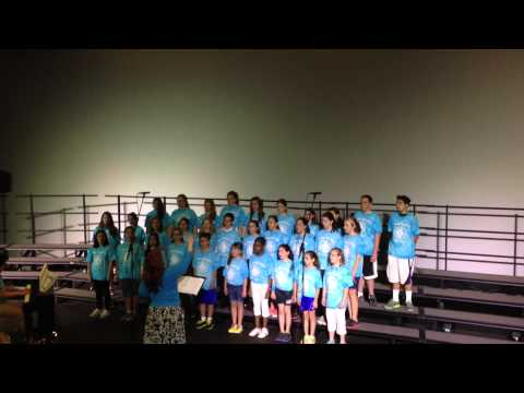 Panis Angelicus (by Cesar Franck) Performed by Our Lady of Hope Catholic School Choir