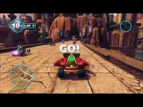 Sonic and All-Stars Racing Transformed - Reala Championship