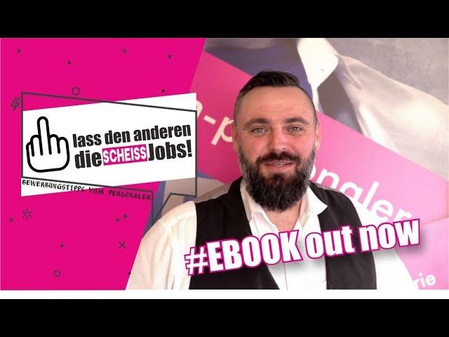 Ebook ! lass den anderen die scheiss Jobs!!!