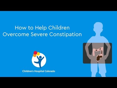 How to Help Children Overcome Severe Constipation