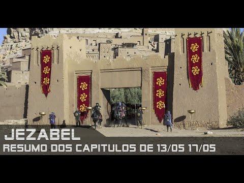 Jezabel - Resumo dos Capítulos de 13 a 17 de maio de 2019