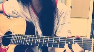 [GUITAR COVER] Mùa Xa Nhau - Emily ^^