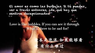 G.E.M - Bubbles (English and Spanish subs)